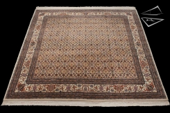 Tabriz Herati Design Square rug