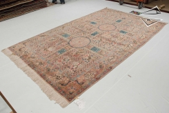 Four Seasons Garden Design Rug