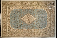 Persian Cyrus Crown Tabriz Rug