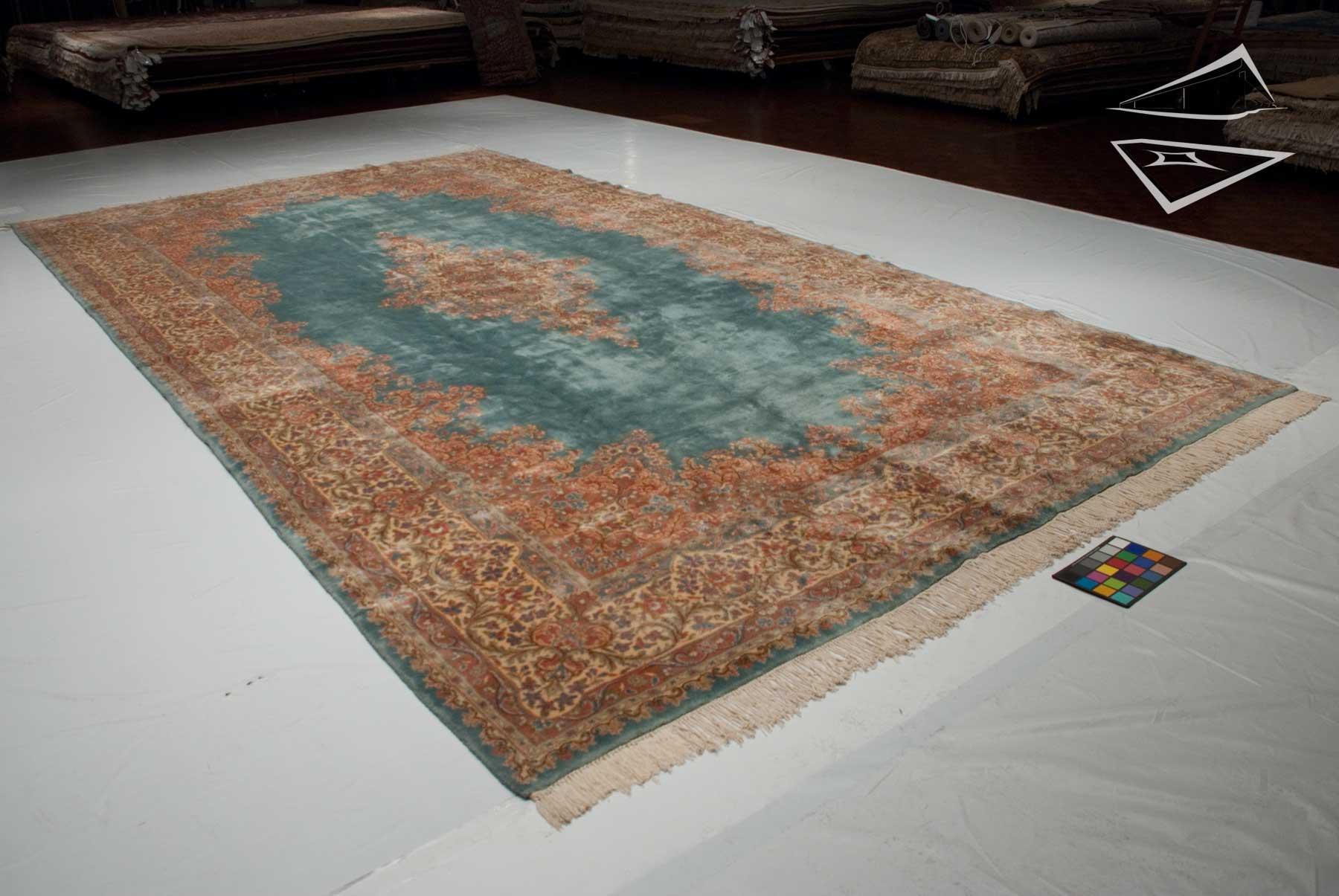 10x19 Persian Kerman Rug Large Rugs Amp Carpets