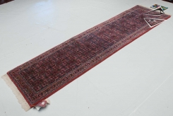 Bijar Design Rug Runner
