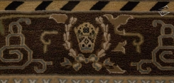 Arts & Crafts Voysey Rug