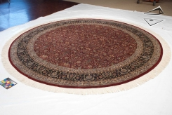 Tabriz Design Round Rug