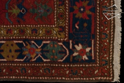 Persian Heriz Rug Runner