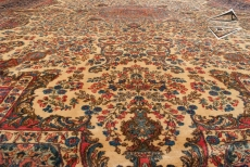 Persian Cyrus Crown Rug