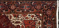 Persian Heriz Rug