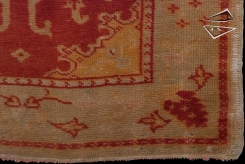 Antique Oushak Rug Runner