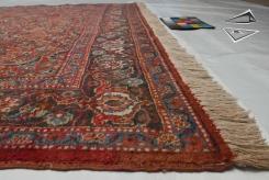 Persian Tabriz Rug Runner